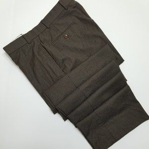 Brooks Brothers 346 Dress Pants - Houndstooth - 36